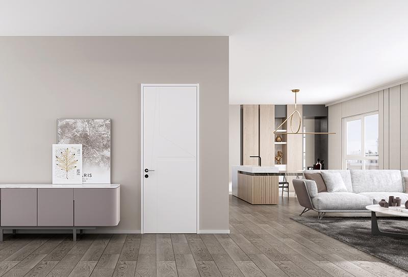 平板门与家居装修风格如何巧妙的互相搭配