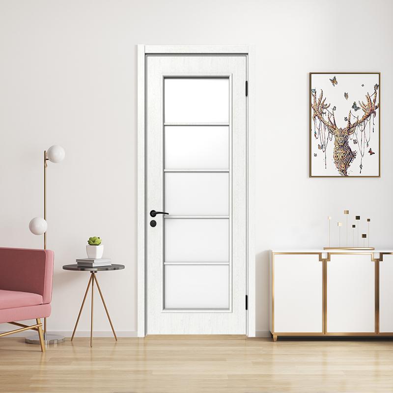 玻璃平板门真的与家居装修搭配吗?