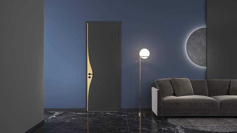 室内平板门安装流程一览