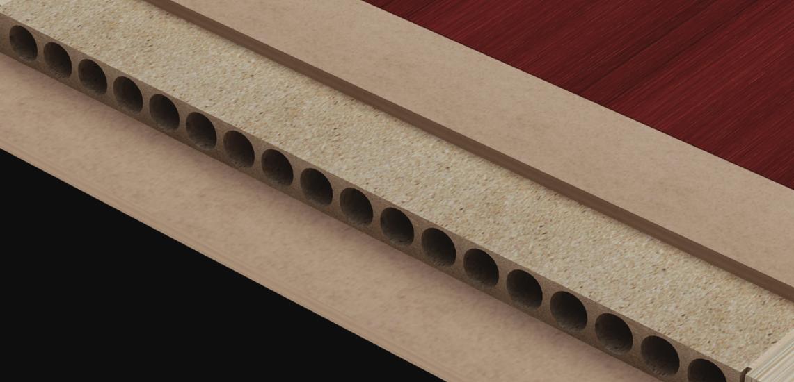 派的木门芯材绍尔兰特桥洞力学板6大优势