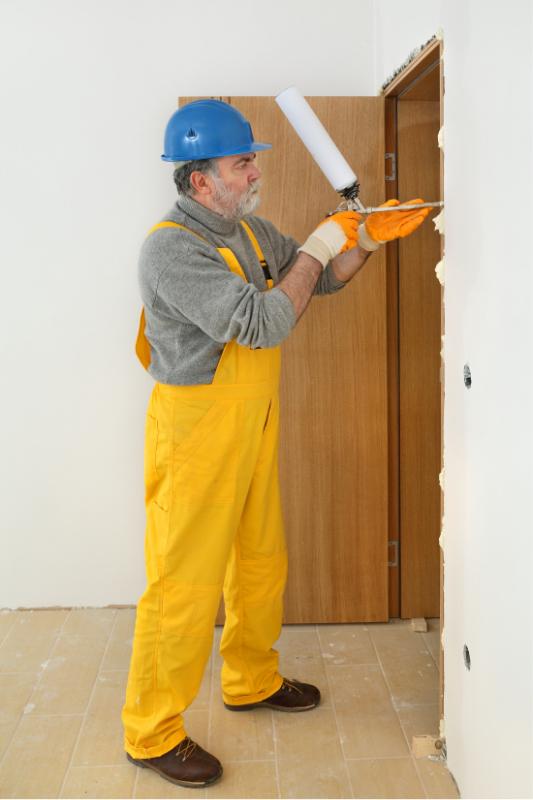 木门尺寸测量好,安装过程没烦恼!