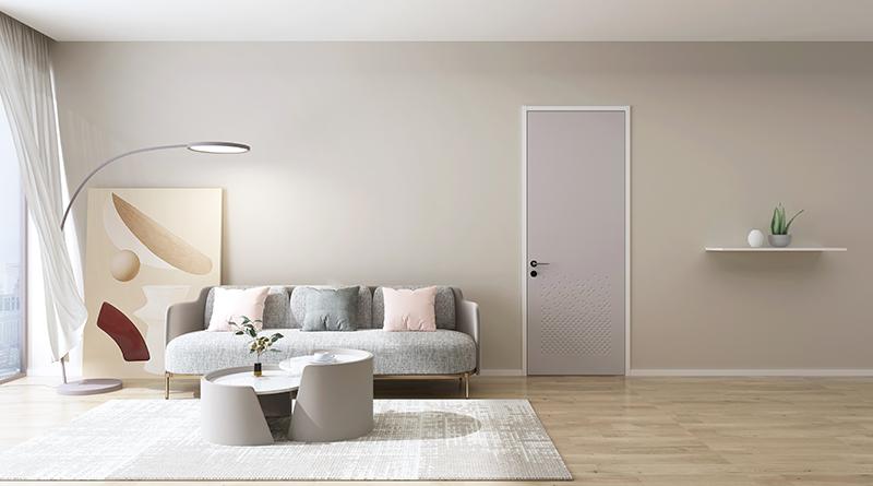 中式风格平板门和欧式风格平板门在搭配上有什么不同?