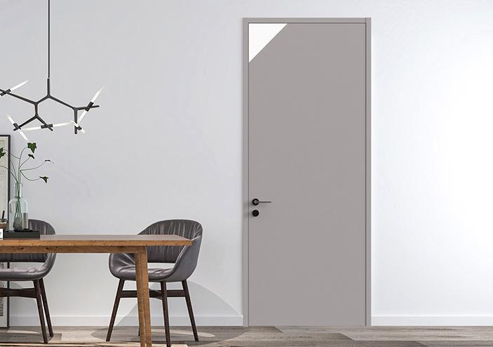 平板门门扇加工、门套加工流程解析
