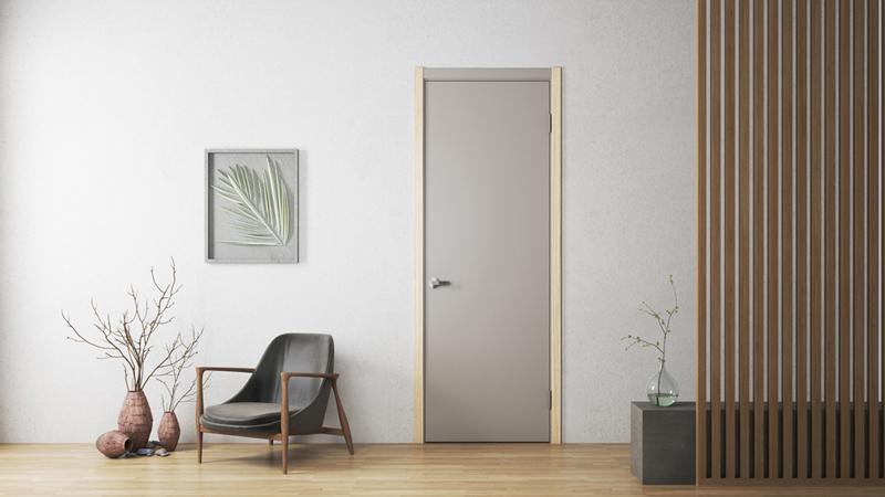 实木复合门挑选小秘密:建材商场看门到底看什么
