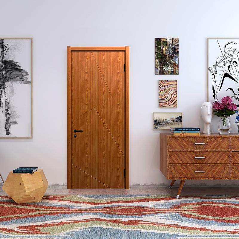 市场上的先定室内门后装修有什么玄机呢?