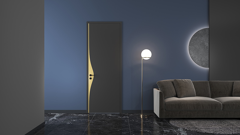 室内门为什么会存在色差?木门色差系列问题简析